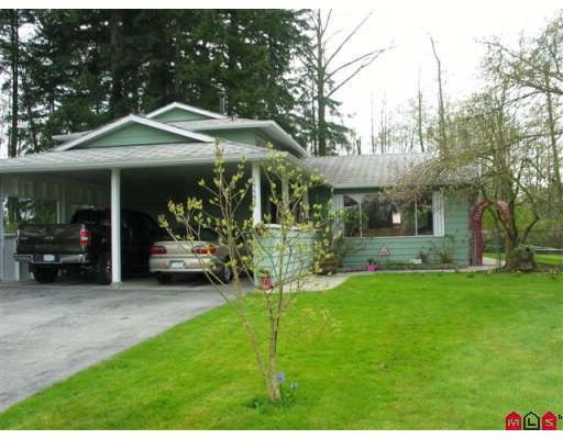 Main Photo: 15530 MADRONA Drive in Surrey: King George Corridor House for sale (South Surrey White Rock)  : MLS®# F2810790