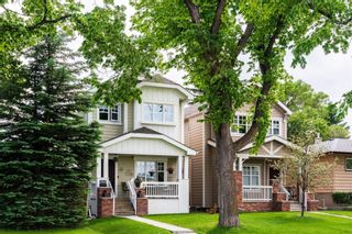 Main Photo: 2313 27 Avenue NW in Calgary: Banff Trail Detached for sale : MLS®# A1134167