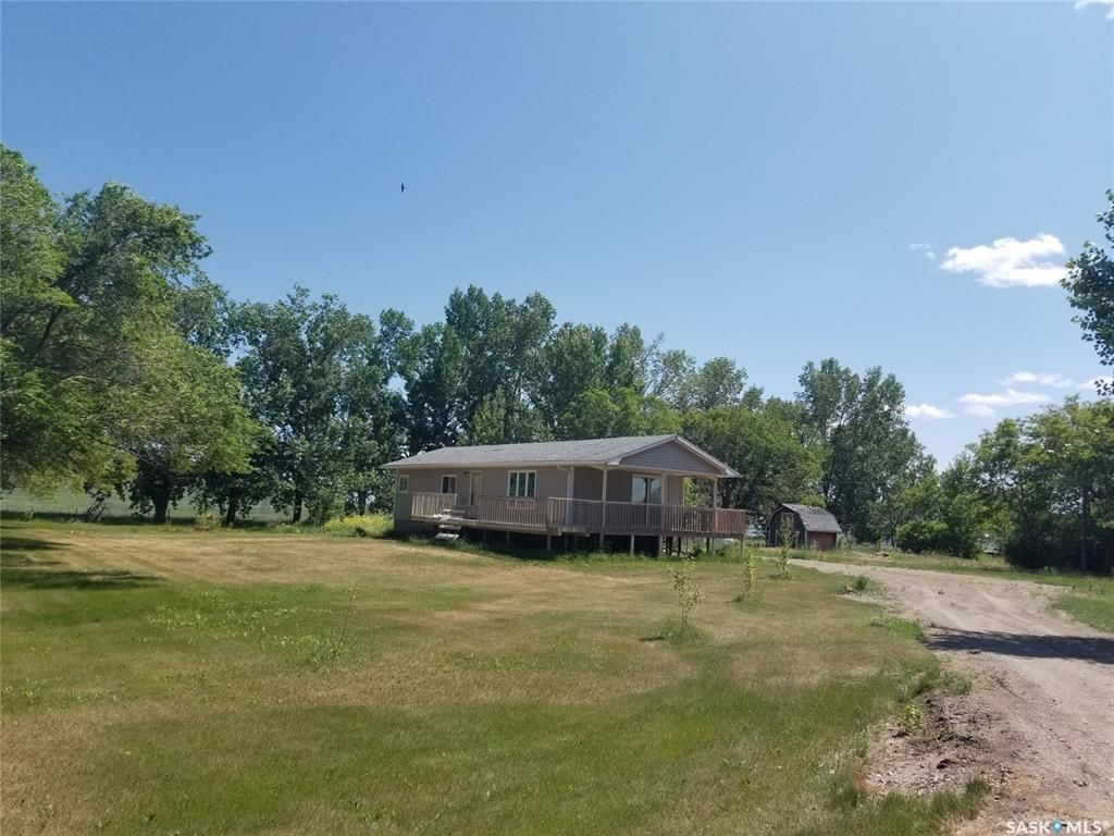 Main Photo: Rogers/Peterson Acreage in Round Valley: Residential for sale (Round Valley Rm No. 410)  : MLS®# SK863558