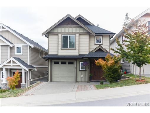 Main Photo: 962 Tayberry Terr in VICTORIA: La Happy Valley House for sale (Langford)  : MLS®# 681383