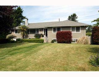 "Photo 1: 5285 11TH Avenue in Tsawwassen: Tsawwassen Central House for sale in ""Tsawwassen Central"" : MLS®# V769752"