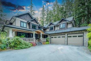 "Photo 1: 26545 126 Avenue in Maple Ridge: Websters Corners House for sale in ""Whispering Falls"" : MLS®# R2573083"