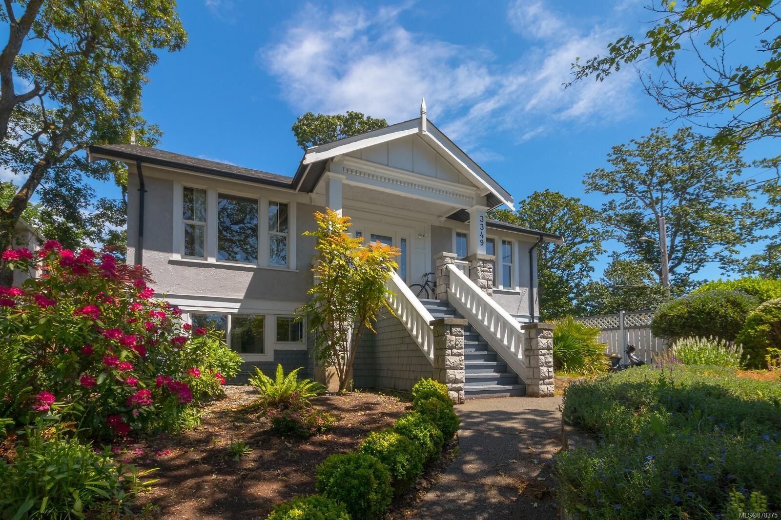 Main Photo: 3349 Cook St in : SE Maplewood House for sale (Saanich East)  : MLS®# 878375