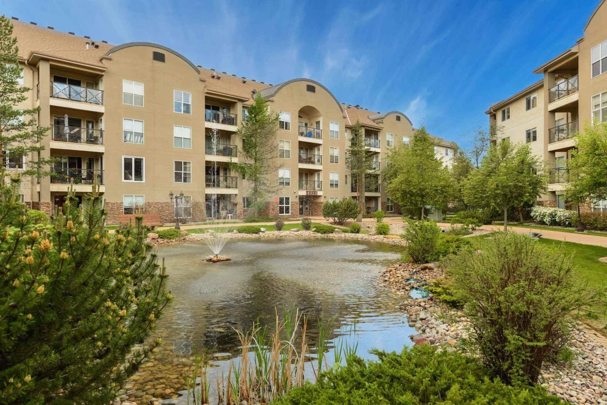 Main Photo: 203 8922 156 Street in Edmonton: Zone 22 Condo for sale : MLS®# E4248729