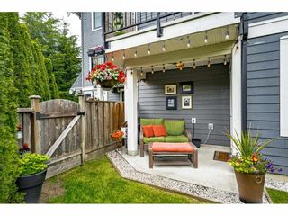 """Photo 34: 11 3303 ROSEMARY HEIGHTS Crescent in Surrey: Morgan Creek Townhouse for sale in """"Rosemary Gate"""" (South Surrey White Rock)  : MLS®# R2584142"""
