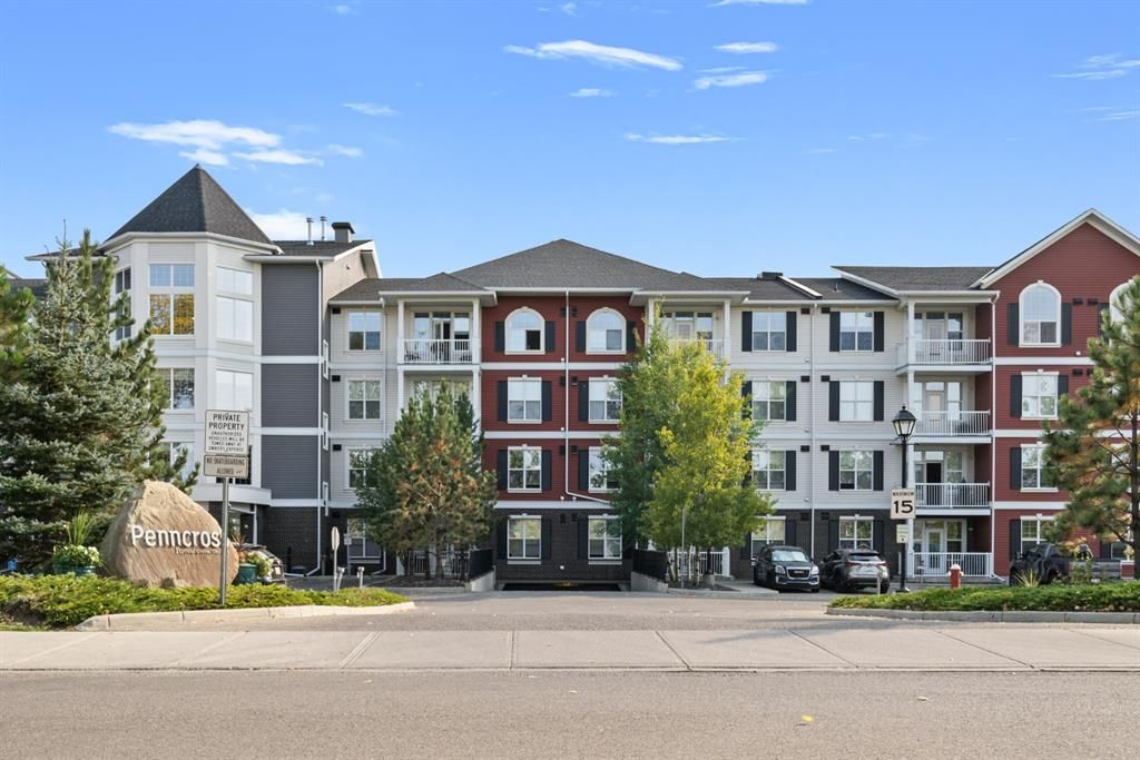 Main Photo: 226 1 Crystal Green Lane: Okotoks Apartment for sale : MLS®# A1146254