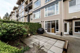 Photo 2: 205 3600 WINDCREST DRIVE in North Vancouver: Roche Point Townhouse for sale : MLS®# R2048157