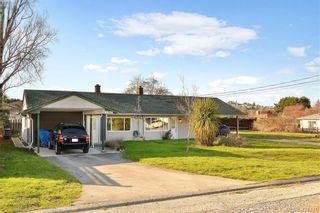 Photo 1: 3386/3390 Veteran St in VICTORIA: SE Mt Tolmie Full Duplex for sale (Saanich East)  : MLS®# 834043