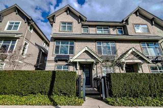 """Photo 1: 720 ORWELL Street in North Vancouver: Lynnmour Townhouse for sale in """"Wedgewood by Polygon"""" : MLS®# R2347967"""