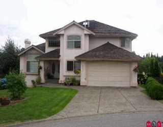 """Main Photo: 8047 REDTAIL CT in Surrey: Bear Creek Green Timbers House for sale in """"HAWKSTREAM"""" : MLS®# F2516797"""