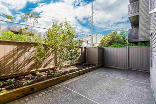 """Photo 1: 201 1549 KITCHENER Street in Vancouver: Grandview Woodland Condo for sale in """"DHARMA DIGS"""" (Vancouver East)  : MLS®# R2600930"""