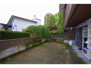 """Photo 6: 107 4625 GRANGE Street in Burnaby: Forest Glen BS Condo for sale in """"EDGEVIEW MANOR"""" (Burnaby South)  : MLS®# V890397"""