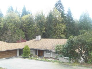 Photo 1: 620 SOUTHBOROUGH Drive in West Vancouver: British Properties House for sale : MLS®# V822211