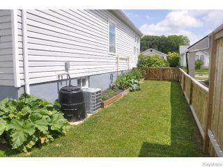 Photo 20: 870 Valour Road in WINNIPEG: West End / Wolseley Residential for sale (West Winnipeg)  : MLS®# 1519550