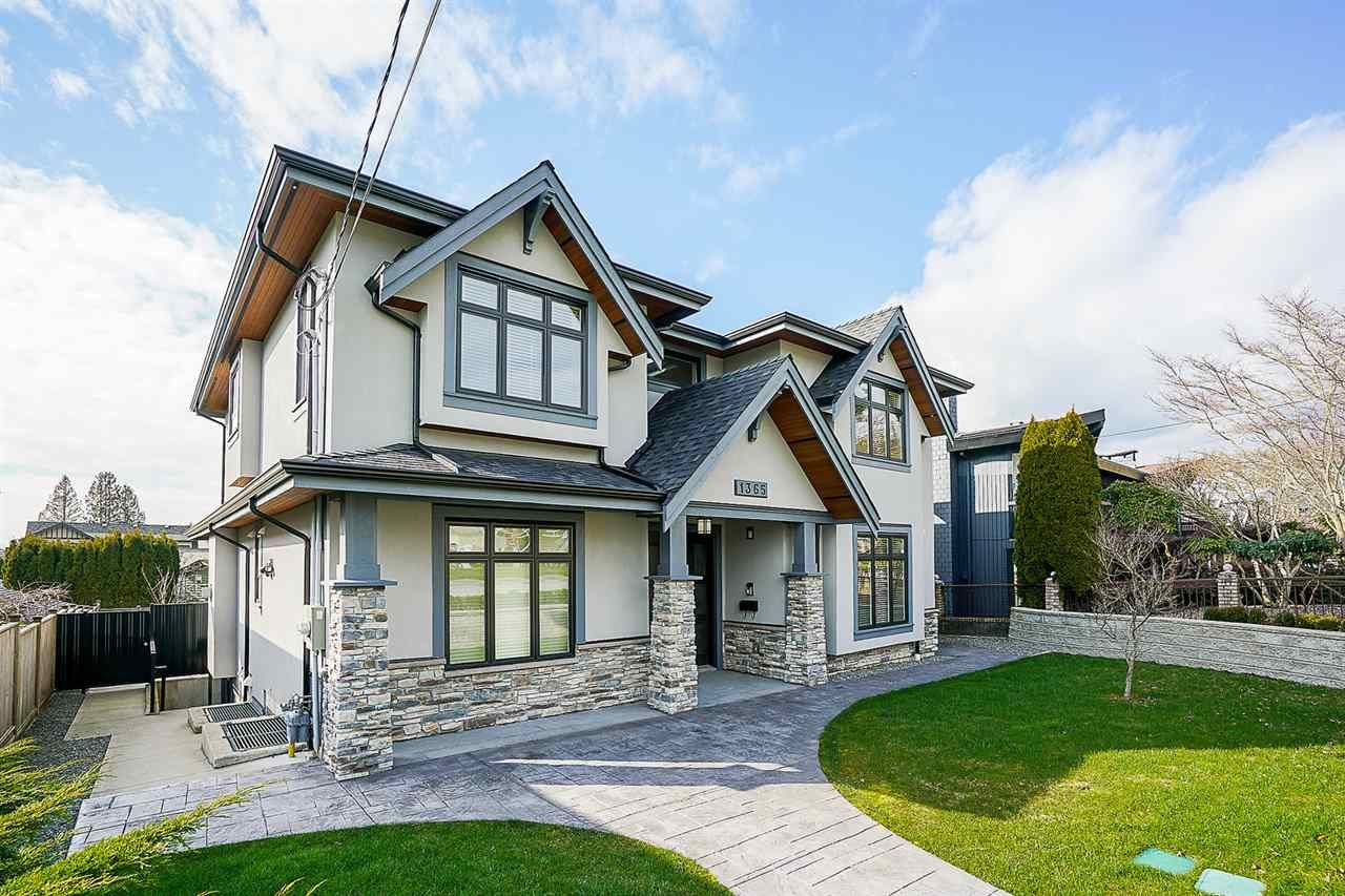 This solid  beautiful house located at a quiet and wide Sherlock Ave