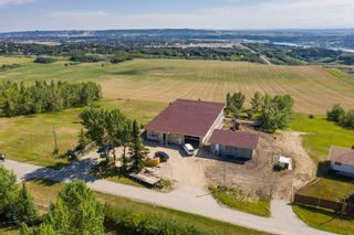 Main Photo: 59/61 Campbell Drive in Rural Rocky View County: Rural Rocky View MD Detached for sale : MLS®# A1136727