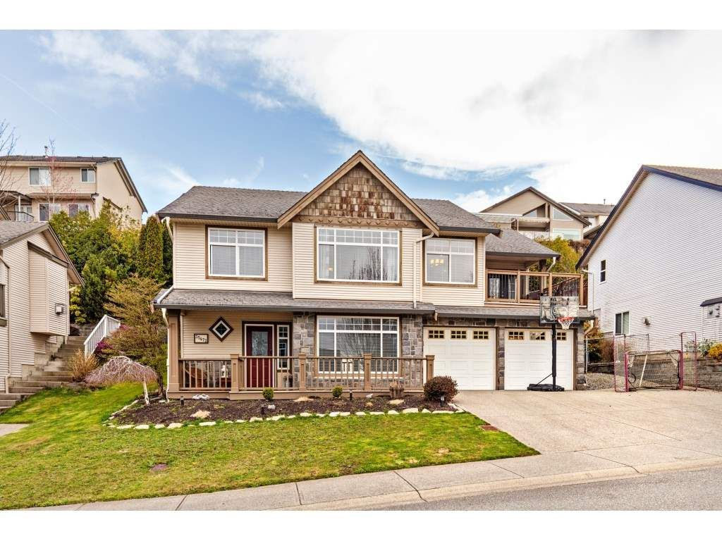"""Main Photo: 35472 STRATHCONA Court in Abbotsford: Abbotsford East House for sale in """"McKinley Heights"""" : MLS®# R2448464"""