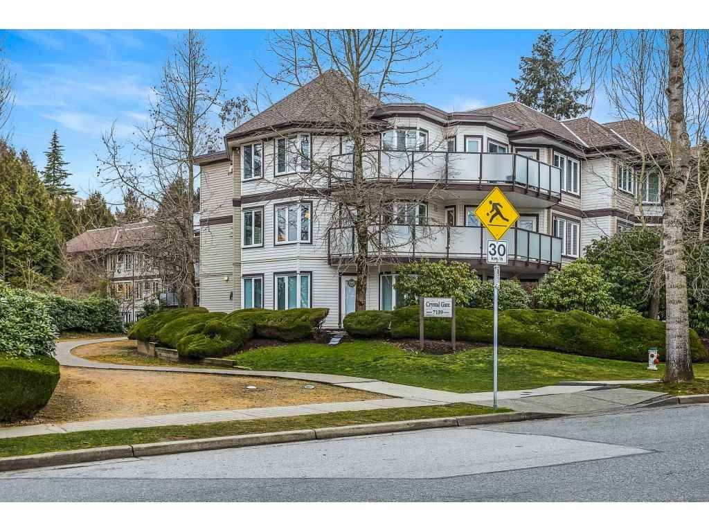 "Main Photo: 215 7139 18TH Avenue in Burnaby: Edmonds BE Condo for sale in ""CRYSTAL GATE"" (Burnaby East)  : MLS®# R2542243"