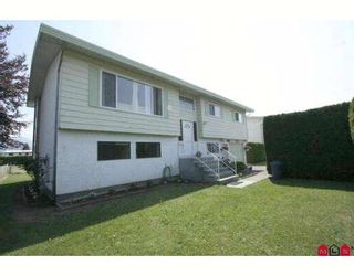 Photo 1: 46520 DARLENE Avenue in Chilliwack: Chilliwack E Young-Yale House for sale : MLS®# H2902166