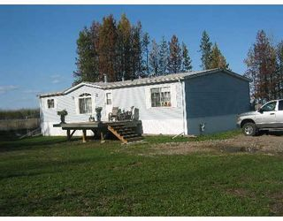 """Photo 1: 19450 CHIEF LK Road in Prince_George: N76CH Manufactured Home for sale in """"CHIEF LAKE"""" (PG Rural North (Zone 76))  : MLS®# N172232"""