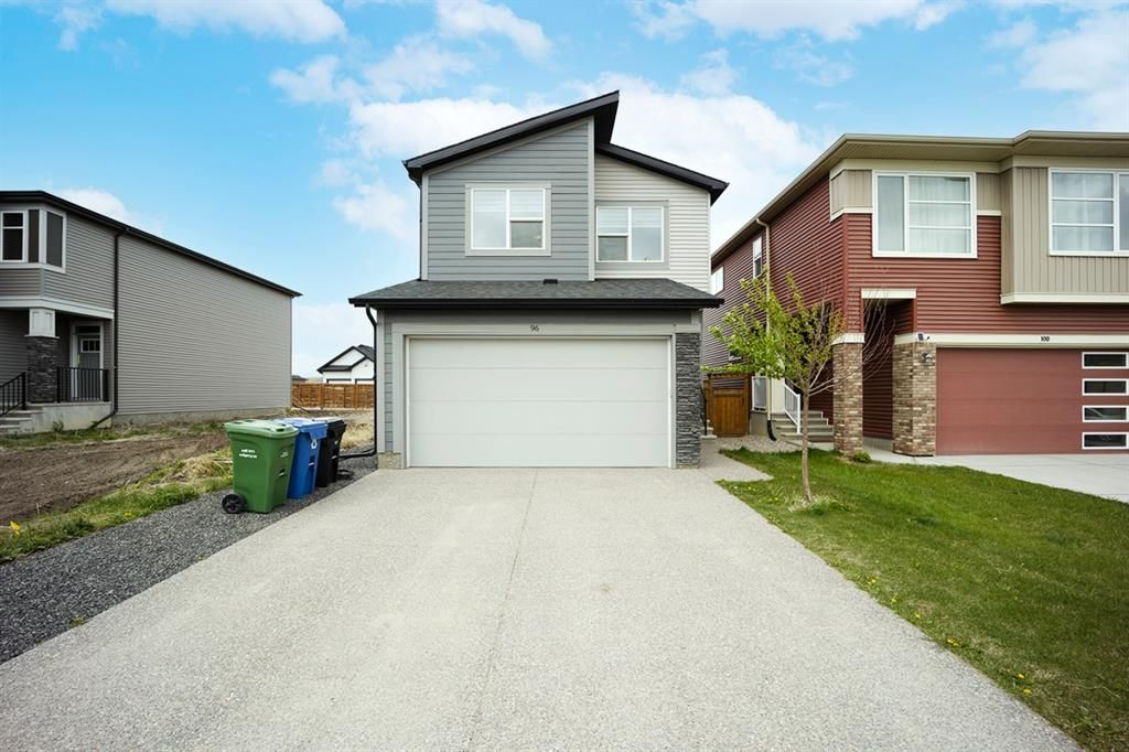 Main Photo: 96 Walgrove Rise SE in Calgary: Walden Detached for sale : MLS®# A1109046