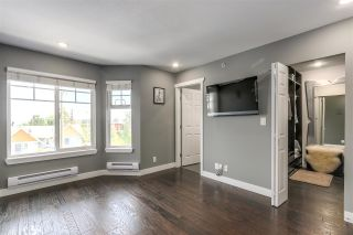 """Photo 11: 604 4025 NORFOLK Street in Burnaby: Central BN Townhouse for sale in """"NORFOLK TERRACE"""" (Burnaby North)  : MLS®# R2184899"""