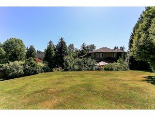 "Photo 20: 8070 150TH Street in Surrey: Bear Creek Green Timbers House for sale in ""MORNINGSIDE"" : MLS®# F1417251"