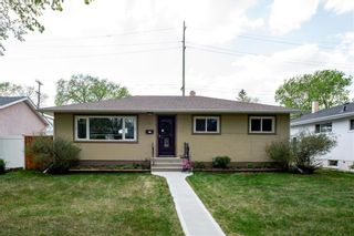 Photo 1: 889 Borebank Street in Winnipeg: River Heights South Residential for sale (1D)  : MLS®# 202111515