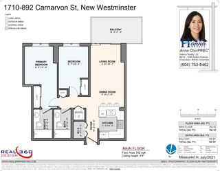Photo 27: 1710 892 CARNARVON Street in New Westminster: Downtown NW Condo for sale : MLS®# R2601889