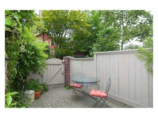 Photo 18: 106 3333 4TH Ave W in Vancouver West: Home for sale : MLS®# V1122969