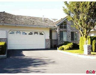"Photo 1: 9 35035 MORGAN WY in Abbotsford: Abbotsford East Townhouse for sale in ""Ledgeview Estates"" : MLS®# F2615836"