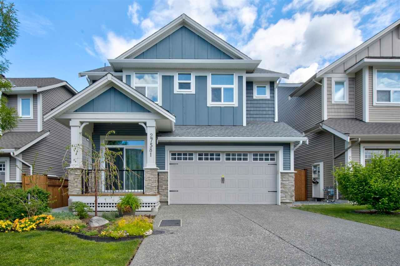 Main Photo: 27581 27A Avenue in Langley: Aldergrove Langley House for sale : MLS®# R2586772
