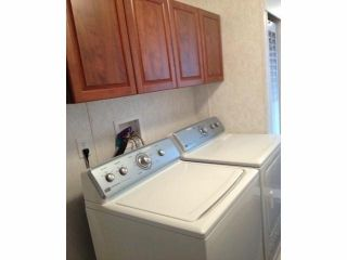 """Photo 5:  in Abbotsford: Central Abbotsford Manufactured Home for sale in """"Georgian Park"""" : MLS®# F1428759"""