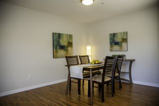 Photo 5: 14 3685 WOODLAND Drive in Port Coquitlam: Woodland Acres PQ Townhouse for sale : MLS®# R2159043