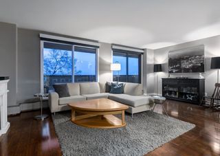 Photo 8: 701 300 MEREDITH Road NE in Calgary: Crescent Heights Apartment for sale : MLS®# A1083001