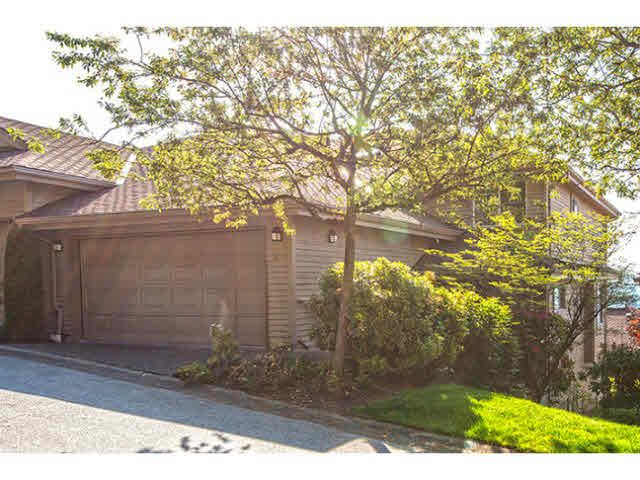 Main Photo: 120 2979 PANORAMA DRIVE in : Westwood Plateau Townhouse for sale : MLS®# V1121126
