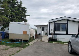 """Photo 1: 84 8420 ALASKA Road in Fort St. John: Fort St. John - City SE Manufactured Home for sale in """"PEACE COUNTRY MHP"""" (Fort St. John (Zone 60))  : MLS®# R2547687"""