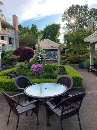 """Photo 40: 305 3766 W 7TH Avenue in Vancouver: Point Grey Condo for sale in """"THE CUMBERLAND"""" (Vancouver West)  : MLS®# R2583728"""