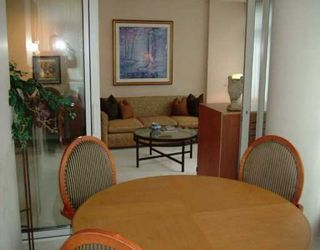 """Photo 4: 1606 1288 ALBERNI ST in Vancouver: West End VW Condo for sale in """"PALISADES"""" (Vancouver West)  : MLS®# V595476"""