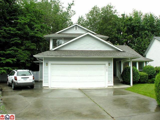 """Main Photo: 2799 WESTSIDE Place in Abbotsford: Abbotsford West House for sale in """"NEAR MAHONEY STATION"""" : MLS®# F1219333"""