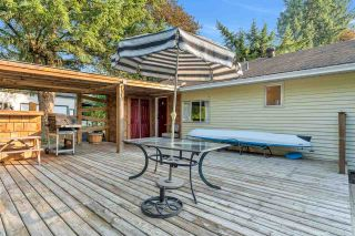 Photo 24: 23767 OLD YALE Road in Langley: Campbell Valley House for sale : MLS®# R2504554