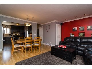 """Photo 8: 38 6629 138TH Street in Surrey: East Newton Townhouse for sale in """"Hyland Creek"""" : MLS®# F1410025"""