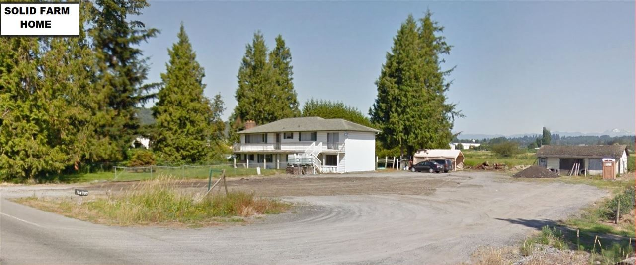 """Main Photo: 34707 VYE Road in Abbotsford: Poplar House for sale in """"Sumas Way and Vye Rd (By Costco)"""" : MLS®# R2033705"""