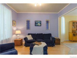 Photo 6: 93 Arlington Street in Winnipeg: West End / Wolseley Residential for sale (West Winnipeg)  : MLS®# 1617427