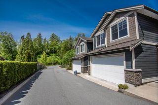 """Photo 1: 2 11384 BURNETT Street in Maple Ridge: East Central Townhouse for sale in """"MAPLE CREEK LIVING"""" : MLS®# R2556607"""
