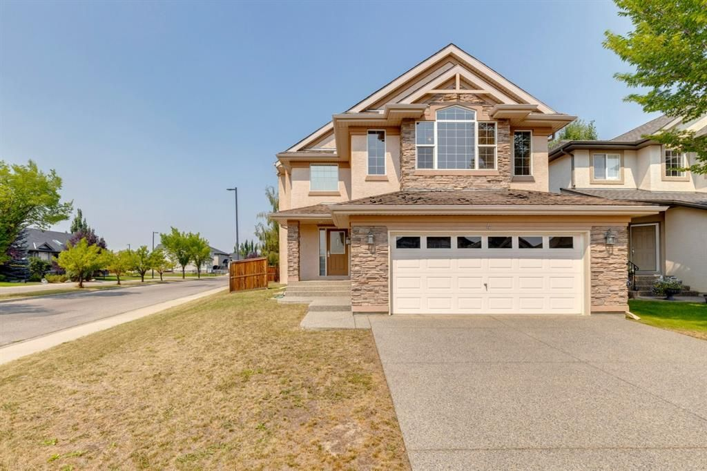 Main Photo: 4 Cranleigh Drive SE in Calgary: Cranston Detached for sale : MLS®# A1134889
