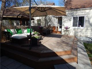 Photo 20: 483 Waverley Street in Winnipeg: River Heights Residential for sale (1C)  : MLS®# 1711108
