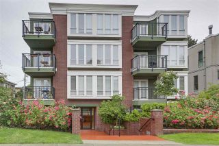 Photo 1: 302 2825 ALDER STREET in Vancouver: Fairview VW Condo for sale (Vancouver West)  : MLS®# R2279584