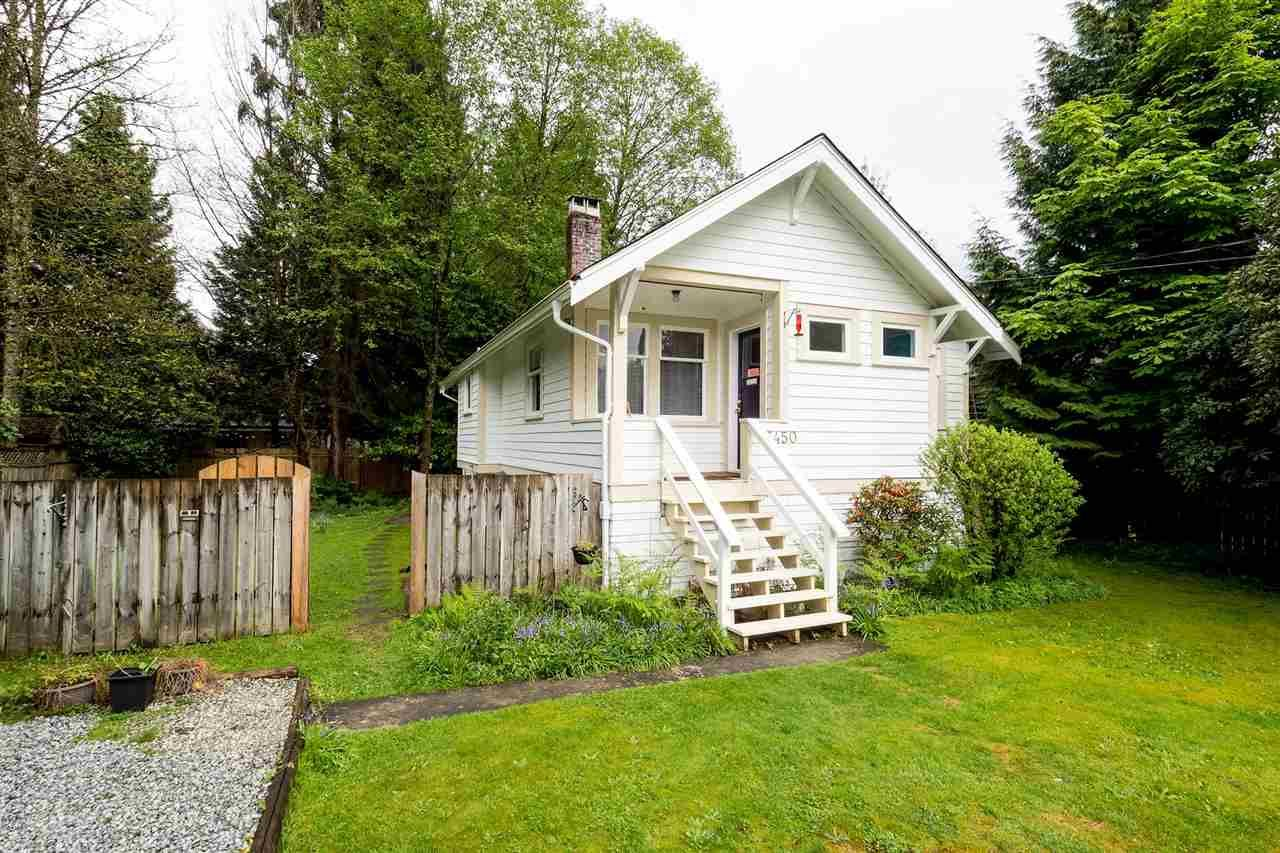 Main Photo: 3450 INSTITUTE Road in North Vancouver: Lynn Valley House for sale : MLS®# R2203601