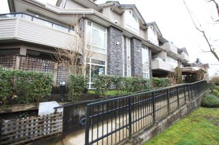 Photo 12: 105 3150 VINCENT STREET in Port Coquitlam: Glenwood PQ Condo for sale : MLS®# R2154370